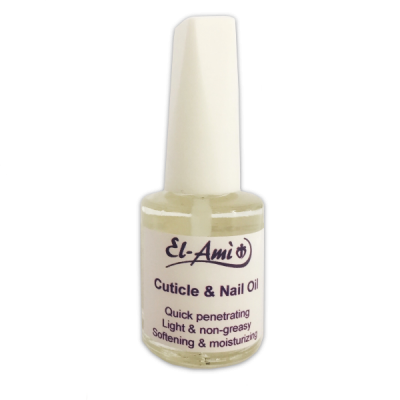 El-Ami Cuticle & Nail Oil