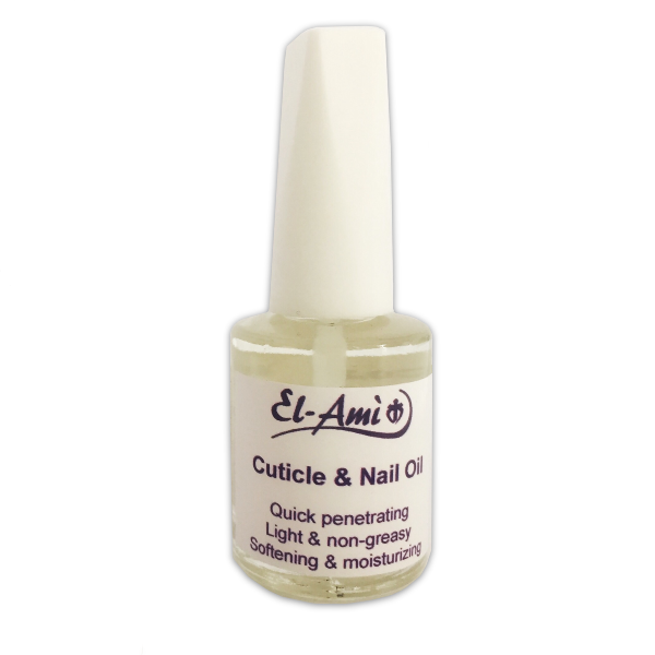 El-Ami Cuticle & Nail Oil