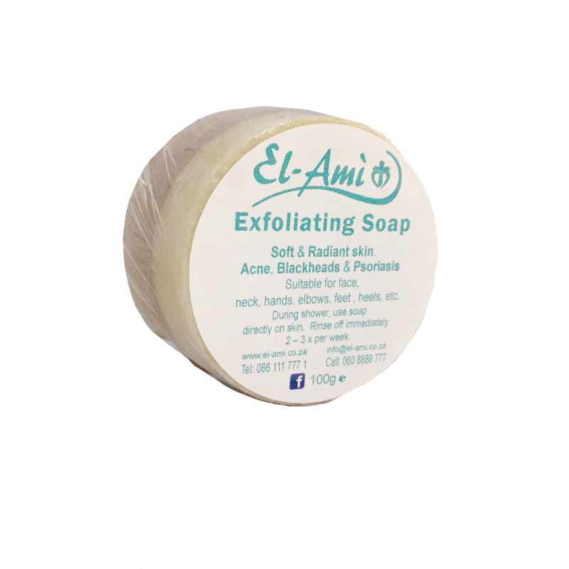 El-Ami Exfoliating Soap